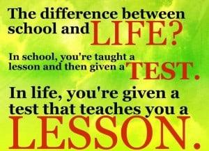life-lesson