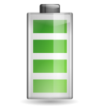Fully Charged Battery